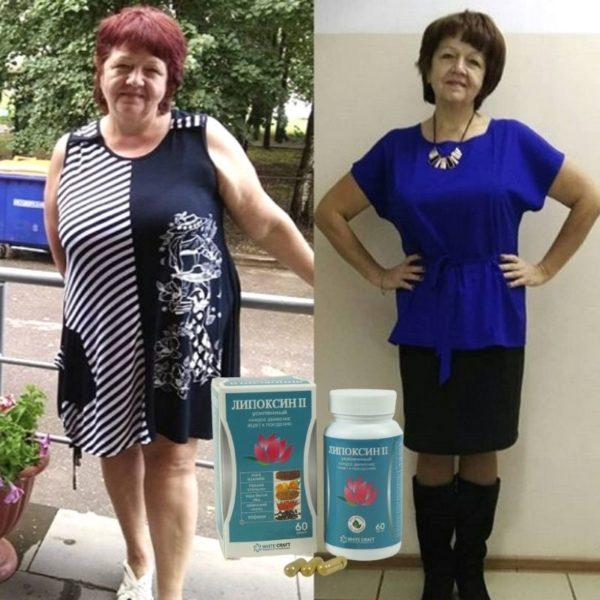 После 50 лет смогла скинуть 15 кило